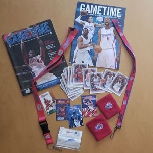 Los Angeles Clippers vintage collectables